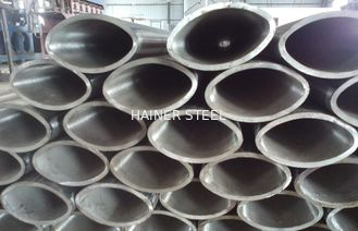 Stainless Steel Elliptical Tube