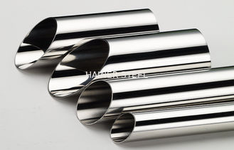 China High Precision ASTM A270 304 stainless Steel Pipe , Cold Rolled Steel Tube supplier