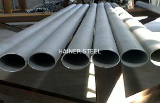China 201 304 316 Large Diameter Stainless Steel Tube Oval Steel Pipe supplier