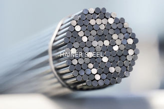 China ASTM 304 Polished Stainless Steel Rod 5mm 6mm for boiler , chemical industry supplier