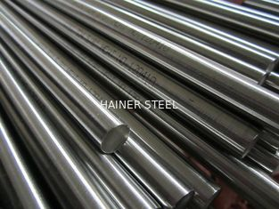 China SS Round Bar 316 Stainless Steel Rod 8mm , ISO SGS BV Certificate supplier