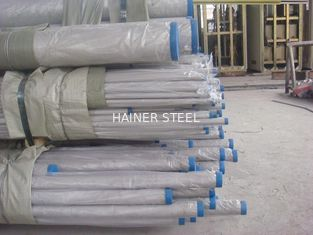 China TP347 / TP347H ASTM A312 Seamless Stainless Steel Pipe Schedule 20 / 40 / 80 supplier