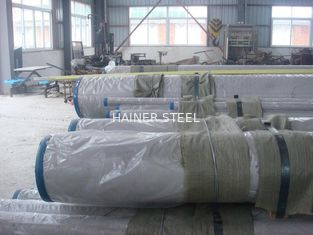 China Polished Schedule 40 Stainless Steel Pipe ASTM A312 TP316L , 0.5mm to 60mm Thick supplier