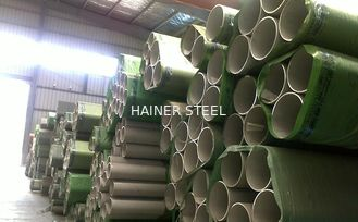 China SUS316 TP316 Seamless Stainless Steel Pipe For Construction Structure , SCH40 Tube supplier
