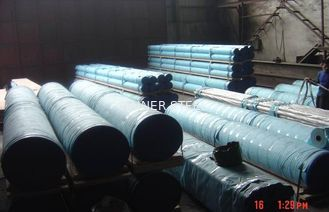 China ASTM DIN GOST 1.4301 / 1.4541 Welded Stainless Steel Pipe Cold Finsihed supplier