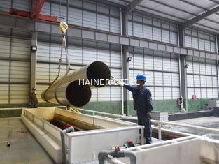 China 2B Finished Stainless Steel Round Tube , Schedule 10 / Schedule 5 SS Pipe supplier