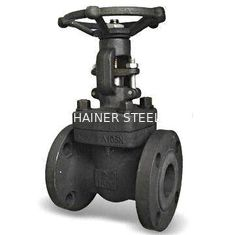 China 900L Small Manual Forged Steel Goble Valve 3/4 Inch with Flang End supplier