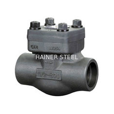 China 304L 316L stainless steel Check Valve / Forged Steel Gate Valve For Oil Field supplier