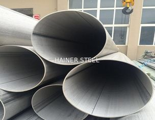 China Annealed / Pickled ASTM A312 Stainless Steel Elliptical Tube TP304 TP316L supplier
