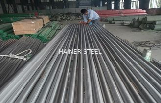 China 2B BA No.1 Finish Stainless Steel Heat Exchanger Tube , 0.4mm to 45mm Wall Thick supplier