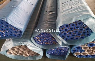 China TP316 TP316Ti Schedule 10S Stainless Steel Pipe , Cold Rolled SS Tube supplier