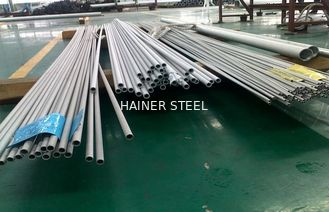 China Annealed Sch 40 / 80 Stainless Steel Heat Exchanger Tubes S32101 S32205 S31803 supplier