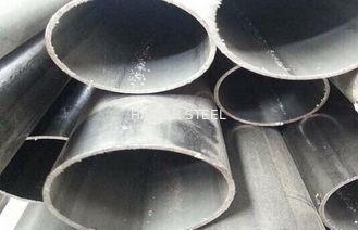 China Hot Finished Welded Stainless Steel Elliptical Tube ASTM A312 TP304 / 304L 316L supplier