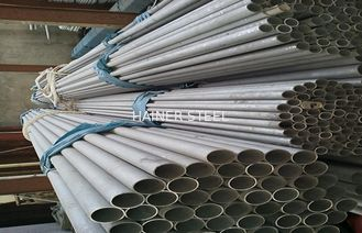 China Small Bore Stainless Steel Elliptical Tube JIS G3448 SUS201/ SUS304 / SUS309 / SUS316 supplier