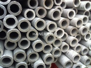 China Pickled Round Seamless Big Wall Steel Pipe / Marine Stainless Steel Tubing 304L supplier