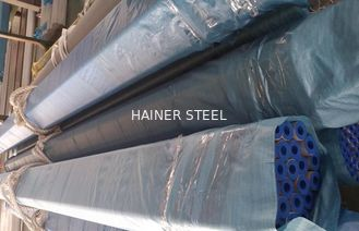 China Small OD Big Wall Stainless Seamless Steel Tube , Grade 304L 316L 321 347H 310S , Pipe Cap In Bundle supplier