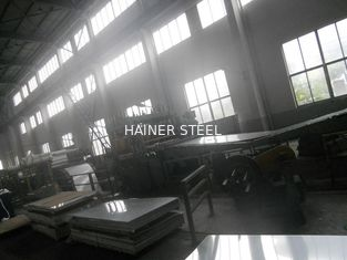 China SUS309s 904L HL BA Polished Stainless Steel Plate for Petroleum / Chemical supplier