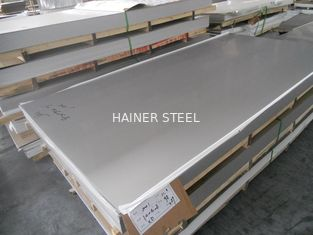 China AISI 201 Hot Rolled Stainless Steel Sheets 304L 316L 310 310S Grade supplier