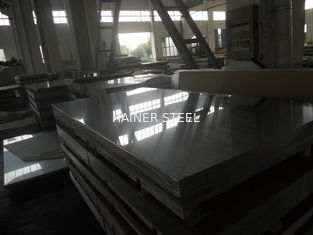 China 3Cr12 3mm Stainless Steel Sheets / SS Plate Cold Rolled for Food industry supplier