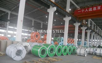 China 201,304, 316, 409, 430 Bright Stainless Steel Coils AISI JIS ASTM Standard supplier