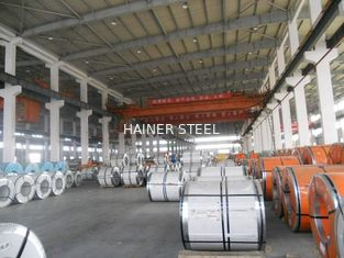 China Mile / Slit Edge 1.4401 316 Stainless Steel Coils  HR CR Width 2000mm 2500mm supplier