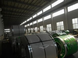 China 321 1.4541  Mirror Finish Stainless 2000mm Steel Coils SS Strip 2B NO.1 Surface supplier