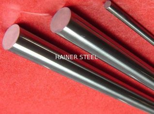 China 304L 321 321H 904L Bright Polished Round Stainless Steel Rods Hot Rolled , ASTM Standard supplier
