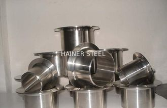 China AP Finished Lap Joint  Stub End Stainless Steel Pipe Fitting JIS B2312 / ANSI B16.9 supplier