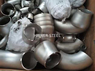 China Concentric Pipe Reducer Stainless Steel Pipe Fitting , WPB SS Fittings supplier