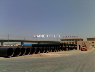 China DIN30670 PE Coated  Hot Rolled API 5L / API Pipe For Gas , petroleum products supplier