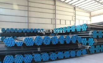 China Beveled End ASTM A53 / A106 Gr.B Seamless Carbon Steel Pipe / Tube , 1mm - 55mm supplier