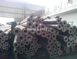 China ASTM A179 Seamless Cold Drawn Big Wall Precision Steel Tube With Plain End supplier