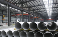 China AISI 304 ERW Stainless Steel Pipe 20 Inch , Annealed Stainless Steel Tubing factory