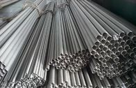 China Beveled End Welded Stainless Steel Heat Exchanger Tubing , 32mmx2mmx8000mm factory
