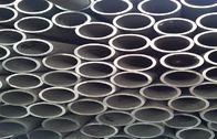 China Stain Finish DIN Stainless Steel Elliptical Tube / Thin Wall Steel Pipe 1.0mm to 3.0mm factory