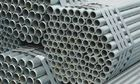 China Hot Galvanized Seamless / ERW Cabon Steel Pipe, Q235, A106 Gr.B, A53 Gr.B,Plastic Cap In Bundle factory