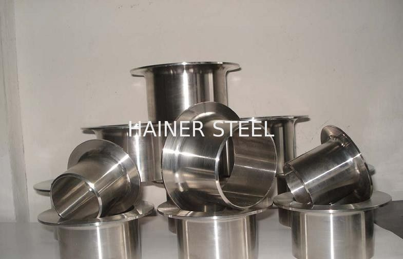 Ap finished lap joint stub end stainless steel pipe