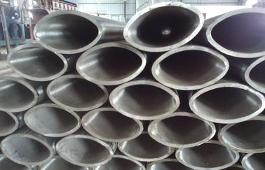 China 2B,No.1,Bright Surface  Seamless Stainless Steel Oval Tube,201,304,316l etc distributor