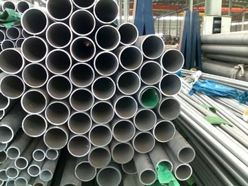 China Hot Rolled / Cold Drawn Seamless Stainless Steel Pipe 3 inch for Petroleum factory