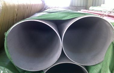 China Austenitic Thin Wall Large Diameter Stainless Steel Tube TP321/1.4541 distributor