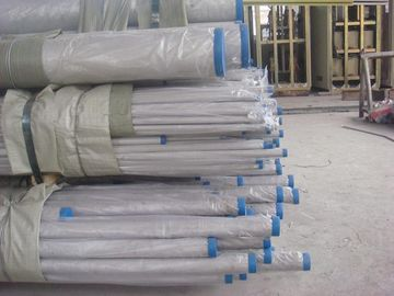 China TP347 / TP347H ASTM A312 Seamless Stainless Steel Pipe Schedule 20 / 40 / 80 factory
