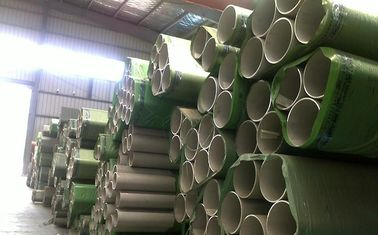 China SUS316 TP316 Seamless Stainless Steel Pipe For Construction Structure , SCH40 Tube factory