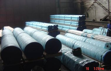 ASTM DIN GOST 1.4301 / 1.4541 Welded Stainless Steel Pipe Cold Finsihed