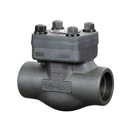 China 304L 316L stainless steel Check Valve / Forged Steel Gate Valve For Oil Field distributor