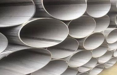 China Stainless Steel Oval Tube factory