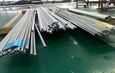 China Annealed Sch 40 / 80 Stainless Steel Heat Exchanger Tubes S32101 S32205 S31803 distributor