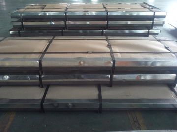 China BA No. 4 No. 8 HL Mirror Surface Stainless Steel Sheets for Automobile , AISI 304 AISI304L AISI316L distributor
