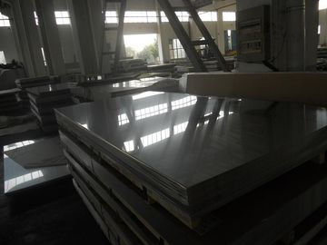 China 3Cr12 3mm Stainless Steel Sheets / SS Plate Cold Rolled for Food industry distributor