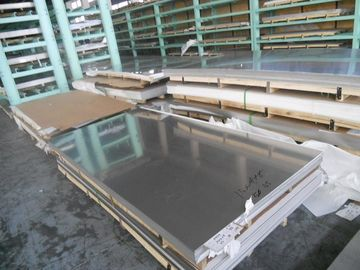 China SUS 304 316 Stainless Steel Plate / SS Sheet 0.1mm-150mm Thickness distributor
