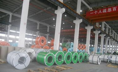 China 201,304, 316, 409, 430 Bright Stainless Steel Coils AISI JIS ASTM Standard distributor